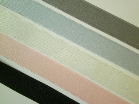 1 m Satinband Polyester recycelt 15 mm br.