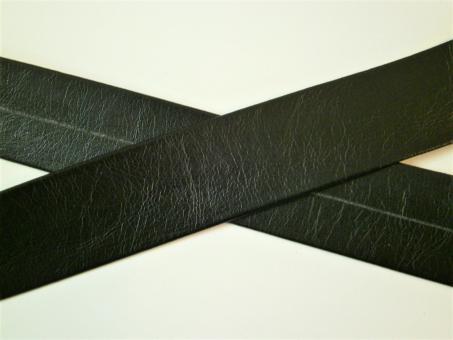 1 m Kunstleder-Schrägband 25 mm