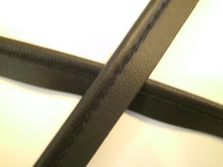 1 m Kunstleder-Paspelband 10 mm